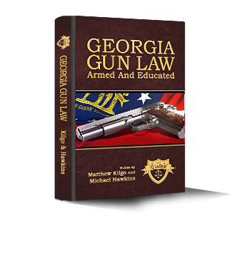 Georgia Gun Law Book graphic